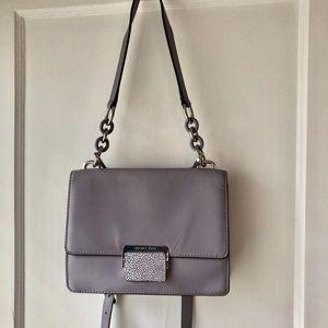 Michael Kors Lilac mid-size shoulder bag